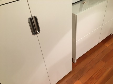 IKEA家具づくり②